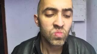 Ben F Khan audition 2 Jarhead 3