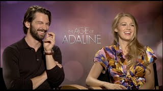 Nonton The Age Of Adaline Interviews   Blake Lively  Michiel Huisman  Lee Tolan Krieger Film Subtitle Indonesia Streaming Movie Download