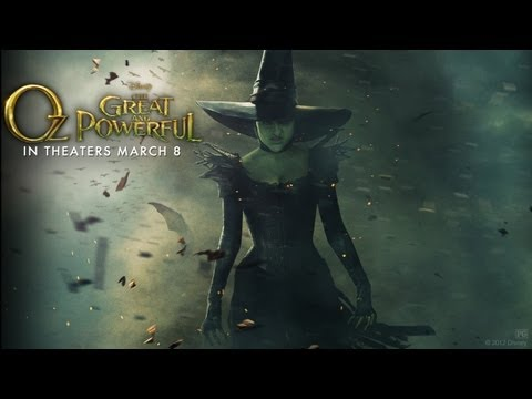 Disney - Oz The Great and Powerful - Superbowl Spot