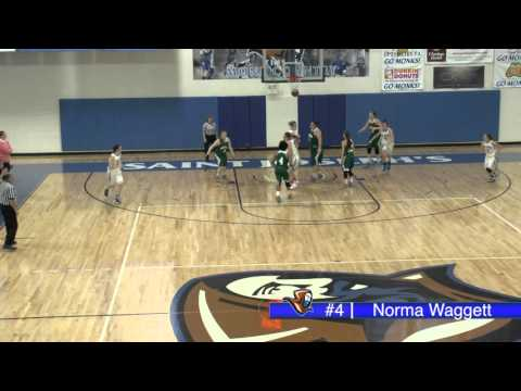 Women's Basketball Highlights vs. Mount Ida