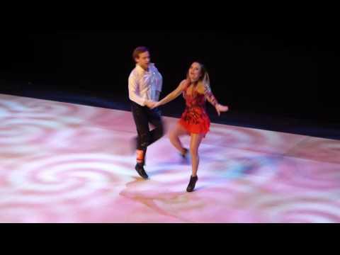 SM-HML: Laura Hell ja Niklas Hagel (jalkatekniikka)