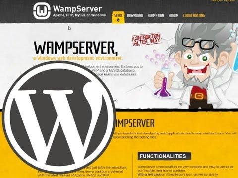 comment installer wamp