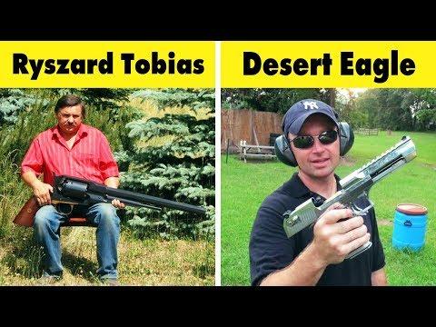7 อันดับ ปืนพกที่ทรงพลังและอันตรายที่สุด !