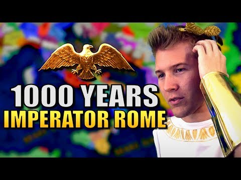 All Ancient Nations Battle For 1000 Years (imperator Rome)