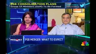 INDIANOMICS: PSU Banks Merger: The Next Step | FM on PSB consolidatin | CNBC TV-18