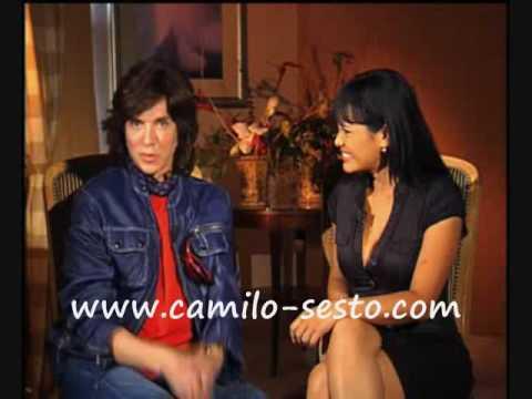 Camilo Sesto Entrevista New York