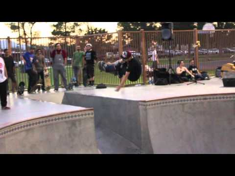 Skate or Die Demo at Santa Rita Skatepark
