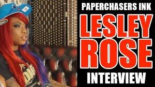 INTERVIEW: LESLEY ROSE