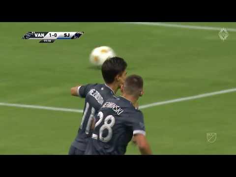 Video: Nicolás Mezquida Goal vs. San Jose Earthquakes