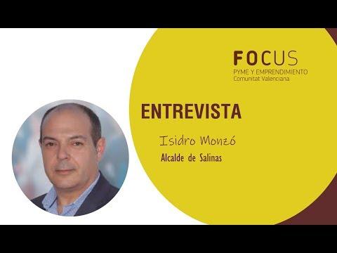 Entrevista a Isidro Monzó en Focus Pyme Alto y Medio VInalopó 2019[;;;][;;;]