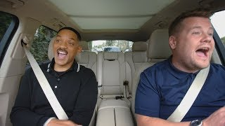 Video Apple Music — Carpool Karaoke — Will Smith and James Corden Preview MP3, 3GP, MP4, WEBM, AVI, FLV Februari 2018