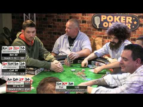 S2G3P3 RCP Rubber City Poker Pot Limit Omaha PLO No Limit Orbit Adrian AJ Fenix Chicago Joey Ingram