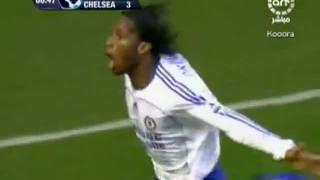 Didier Drogbas Traumtor gegen Everton