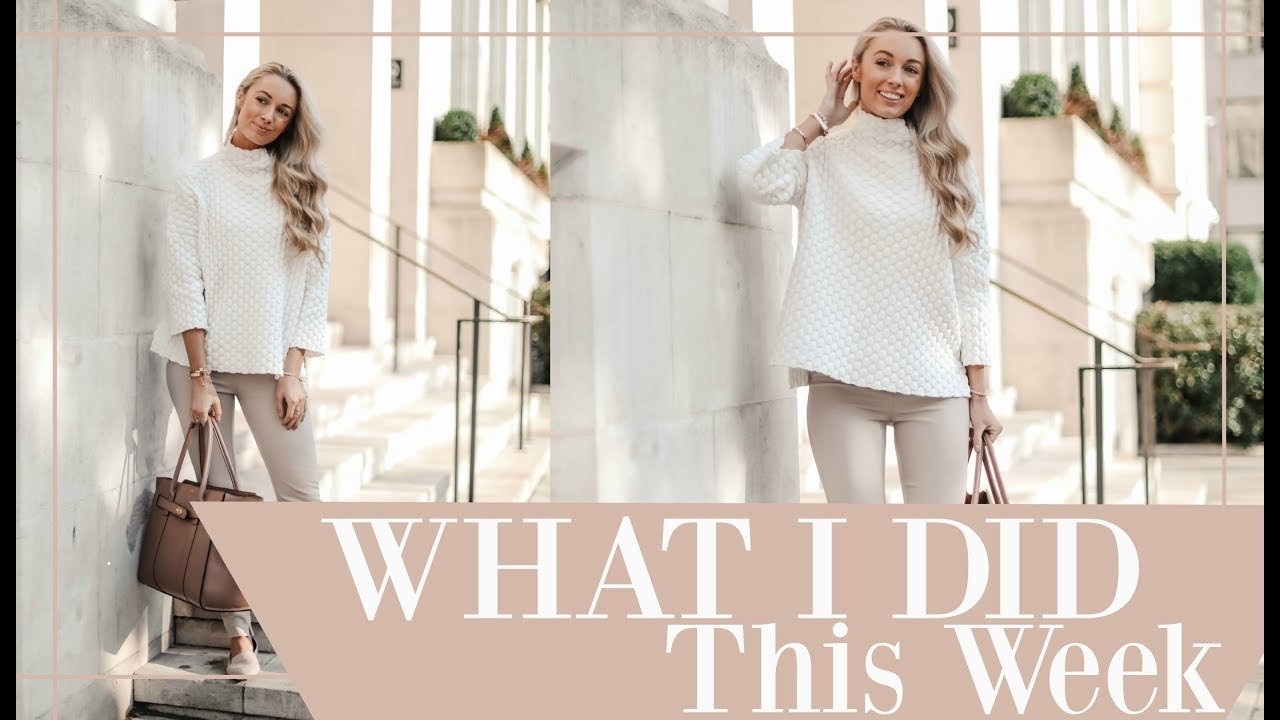 WHAT I DID THIS WEEK // Dinner at Kensington Palace & LFW!   // Fashion Mumblr