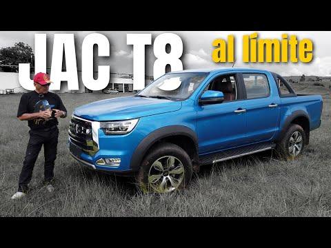 JAC T8 ¿Compite contra las MEJORES PICKUPS? - Velocidad Total