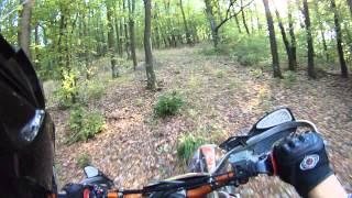 8. KTM EXC 400 2006 (Contour Roam 2)
