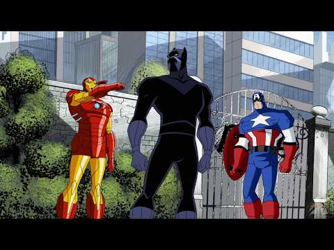 Black Panther Destroys The Avengers
