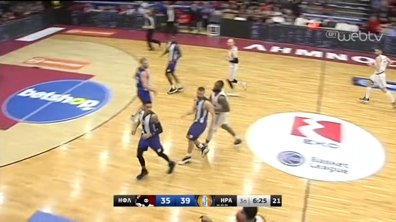 Basket League 2019-2020: ΗΦΑΙΣΤΟΣ ΛΗΜΝΟΥ – ΗΡΑΚΛΗΣ | HIGHLIGHTS | 21/12/2019 | ΕΡΤ