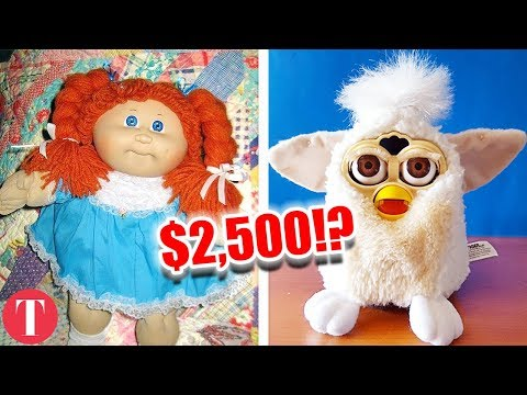 20 Toys From Your Childhood Worth A Fortune