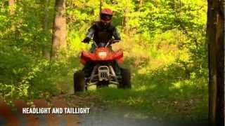 6. 2013 Arctic Cat ATV Recreational - Sport