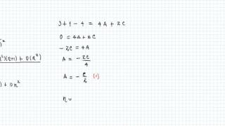 Valor de Convergencia de una serie Telescópica (3)