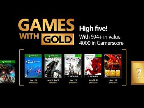 Juegos con Gold Xbox One y Xbox 360 | Junio 2017