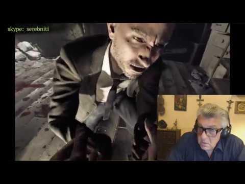 RESIDENT EVIL 7. Почему так популярны игры ужасов? 4PDA.ru  c  психотерапевтом А.Г. Данилиным