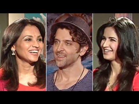 Hrithik Katrina on film Bang Bang Bang Bang Challenge and more