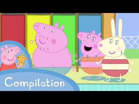 Peppa Pig - Compilation (15 minutes)