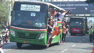 Download Video Bis bis jakmania berdatangan dan tiba di stadion patriot bekasi . persija vs perseru (08/10/18) #2 MP3 3GP MP4