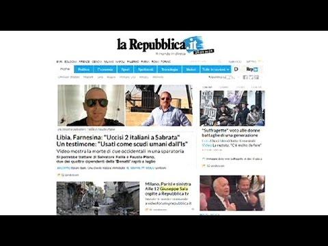 «Εις σάρκα μίαν» La Stampa και La Repubblica – economy