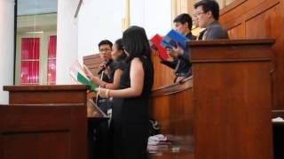 Download Lagu Doa Seorang Anak (Yulia Pardede) - Fortissimo Choir Mp3