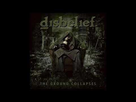 Disbelief - The Ground Collapses (2020) Full Album
