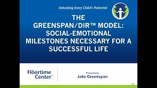 The Greenspan/DIR Model: Social-Emotional Milestones Necessary for a Successful Life