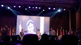 Let you go - TheOvertunes (Notre Dame School 2017)