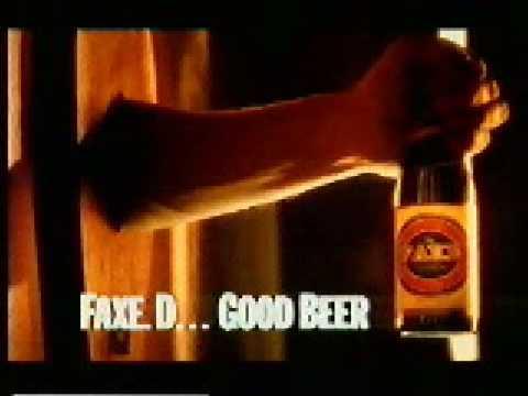 Faxe Øl - reklame