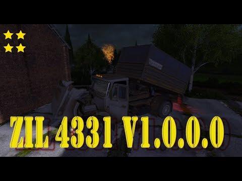 ZiL 4331 v1.0.0.0