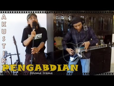[Dangdut Rock Akustik] PENGABDIAN by Rhendy Kosasih & Yoga Espe