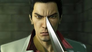 YAKUZA KIWAMI - Gameplay do Início do Remake, no PS4 Pro!