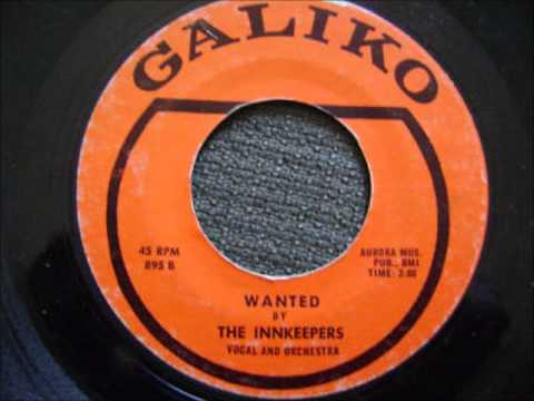 The Innkeepers - Wanted ('60s GARAGE PSYCH)
