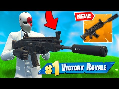 *NEW* LEGENDARY SUPPRESSED AR In Fortnite Battle Royale! - Thời lượng: 23 phút.