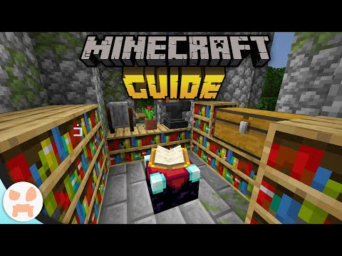ENCHANTING!   The Minecraft Guide - Tutorial Lets Play (Ep. 9)