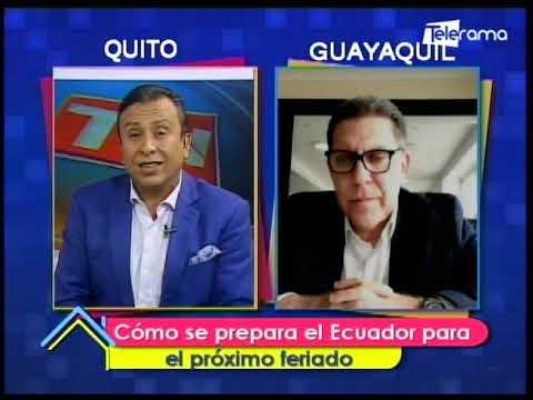 Cómo se prepara el Ecuador para el próximo feriado