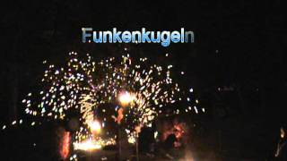 Extras zur Feuershow - DANCE WITH FIRE