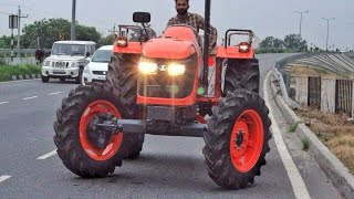 Kubota vs mahandra vs John deere tractor tochan in Haryana