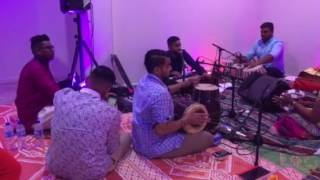 Brisbane, Australia Vocal- Daven Nath Qawal from Auckland NZ Dholak- Shivneel Kumar from Sydney Kirtan jam with brothers.