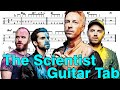 Learn How to Play The Scientist-Coldplay Fingerstyle Acoustic Guitar Lesson TABS
