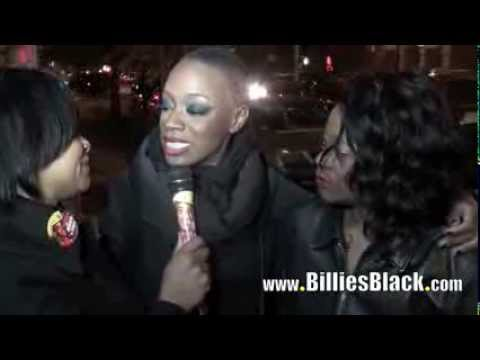 DjmarioTV presents KIMBERLY NICHOLE at BILLIE'S BLACK