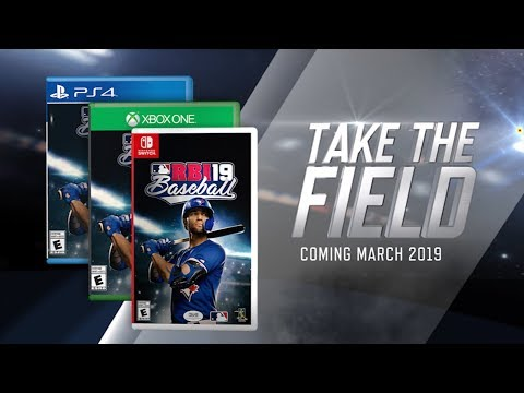 Video: Lourdes Gurriel Jr. R.B.I. Baseball 19 Canadian cover