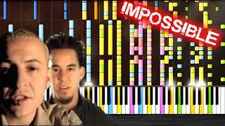 Linkin Park - In The End - IMPOSSIBLE PIANO by PlutaX Video